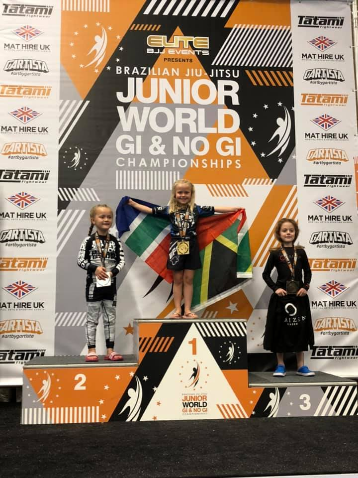Mia Gold World BJJ Championships 2019
